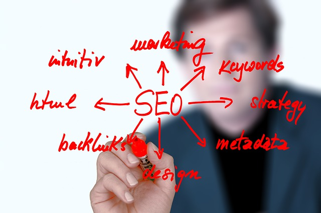 search-engine optimisation strategy