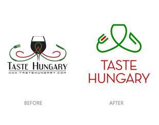 Taste-Hungary-Logo-Design
